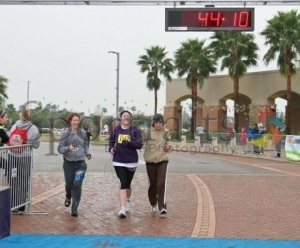 My first 5k - fiesta marathon