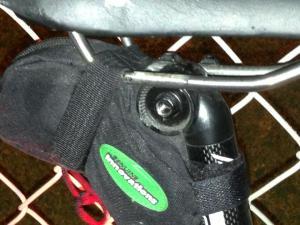 saddle problem