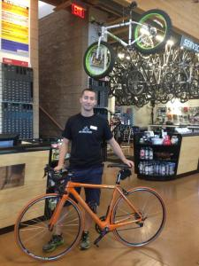 Las Vegas Cyclery and my Felt bike