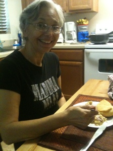 Momma made tuna casserole the day after 9 tumors were removed from her brain
