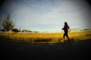 myssie running 3