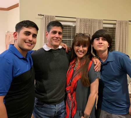 barajas family thanksgiving